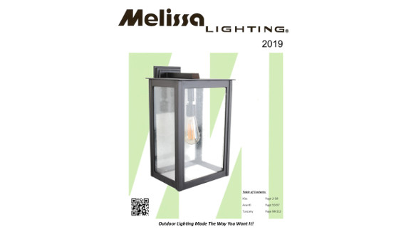 Melissa Lighting 2019